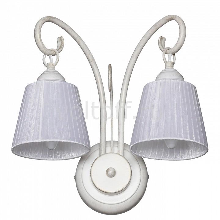 Бра АврораКлассические светильники<br>Артикул - AV_10013-2B,Серия - Бунгало<br>