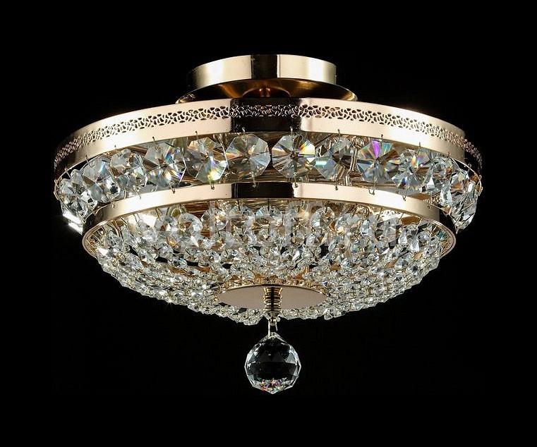 Люстра на штанге Maytoni - MaytoniЭлитные светильники<br>Артикул - MY_P700-PT35-G,Серия - Diamant 4<br>