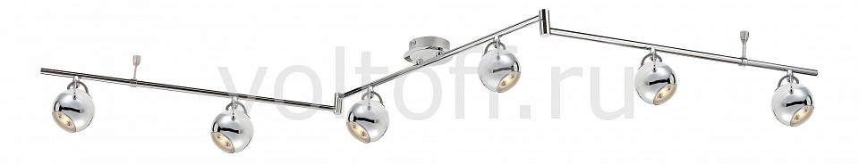 Спот GloboМеталлические светильники<br>Артикул - GB_57883-6O,Серия - Charley<br>