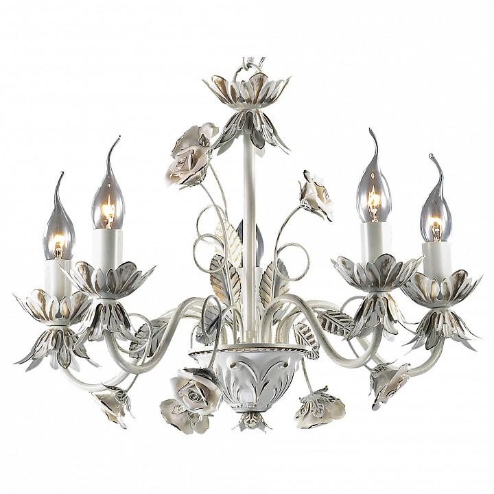 Подвесная люстра Odeon LightКлассические потолочные светильники<br>Артикул - OD_2694_5,Серия - Silva<br>