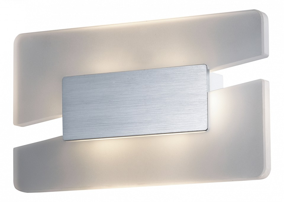 Накладной светильник Odeon LightСветодиодные настенные светильники<br>Артикул - OD_2721_6WL,Серия - Amafo<br>