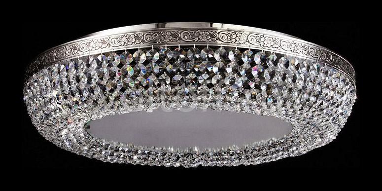 Потолочная люстра MaytoniЭлитные светильники<br>Артикул - MY_MIR543-60AY-N,Серия - Luna<br>