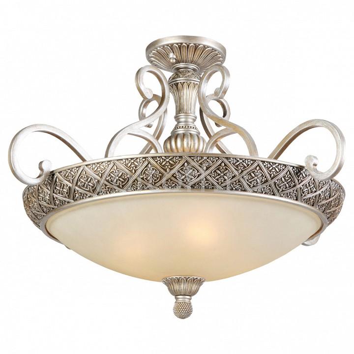 Подвесной светильник ChiaroКлассические потолочные светильники<br>Артикул - CH_254011004,Серия - Версаче 3<br>