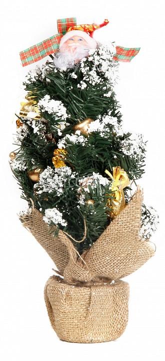 Ели новогодние Сибим Ель новогодняя (45 см) с украшениями ИТ1 45 (золото)