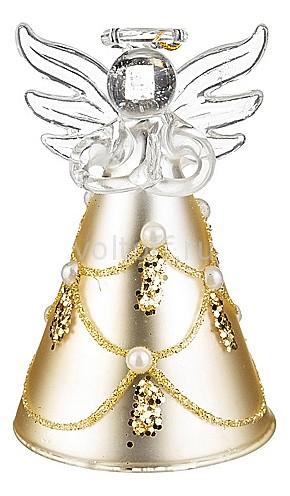 Елочная игрушка АРТИ-М (8 см) Ангел 862-012