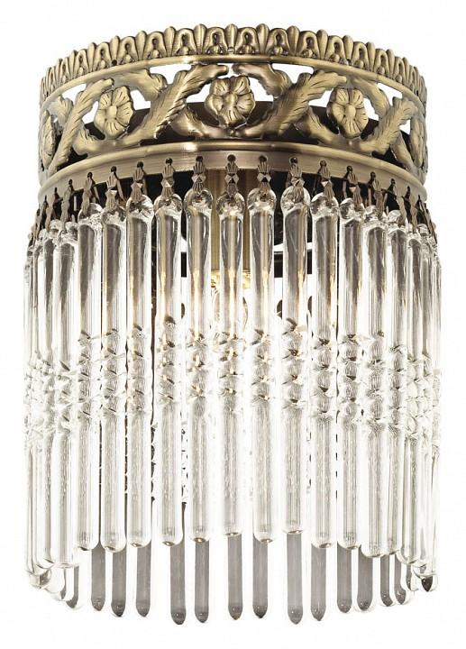 Накладной светильник Odeon LightСветильники под бронзу<br>Артикул - OD_2554_1C,Серия - Kerin<br>