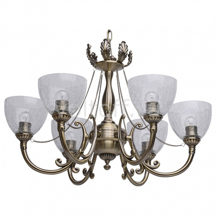 Подвесная люстра MW-Light - MW-LightКлассические потолочные светильники<br>Артикул - MW_481011506,Серия - Аманда<br>