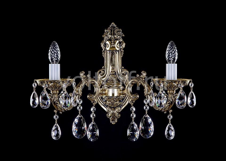 Бра CR 0011/02/20 Brass Antique Crystal Exclusive - это правильный выбор. Рекомендуем заказать товары бренда Artglass - это выгодно и цена нормальная.