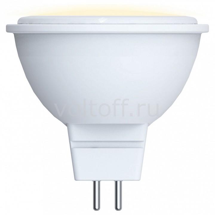 Лампа светодиодная Uniel GU5.3 220В 5Вт 3000K LEDJCDR5WWWGU5.3O