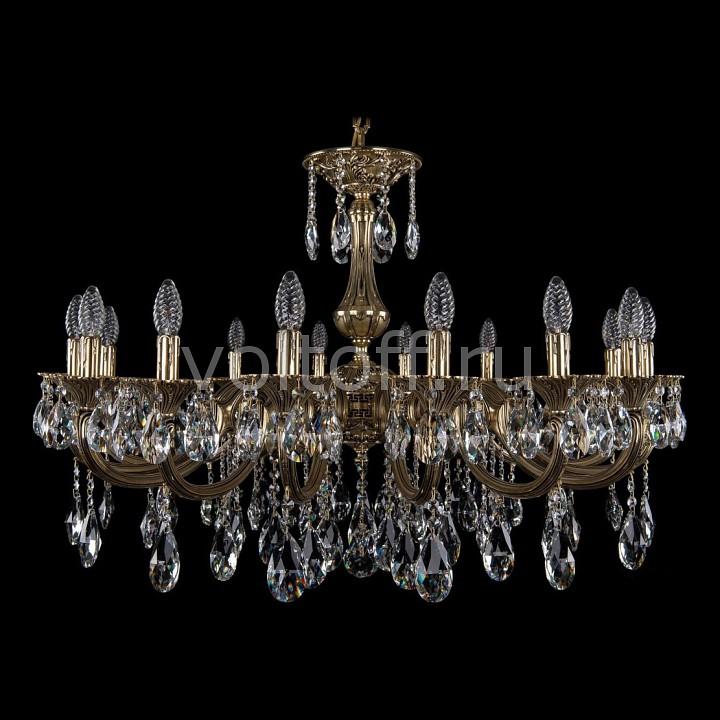 Подвесная люстра Bohemia Ivele CrystalЭлитные светильники<br>Артикул - BI_1702_16_335_A_GB,Серия - 1702<br>