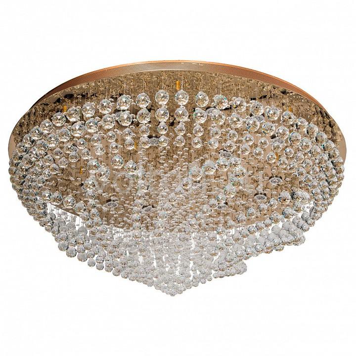 Потолочная люстра ChiaroЭлитные светильники<br>Артикул - CH_464015616,Серия - Бриз 9<br>