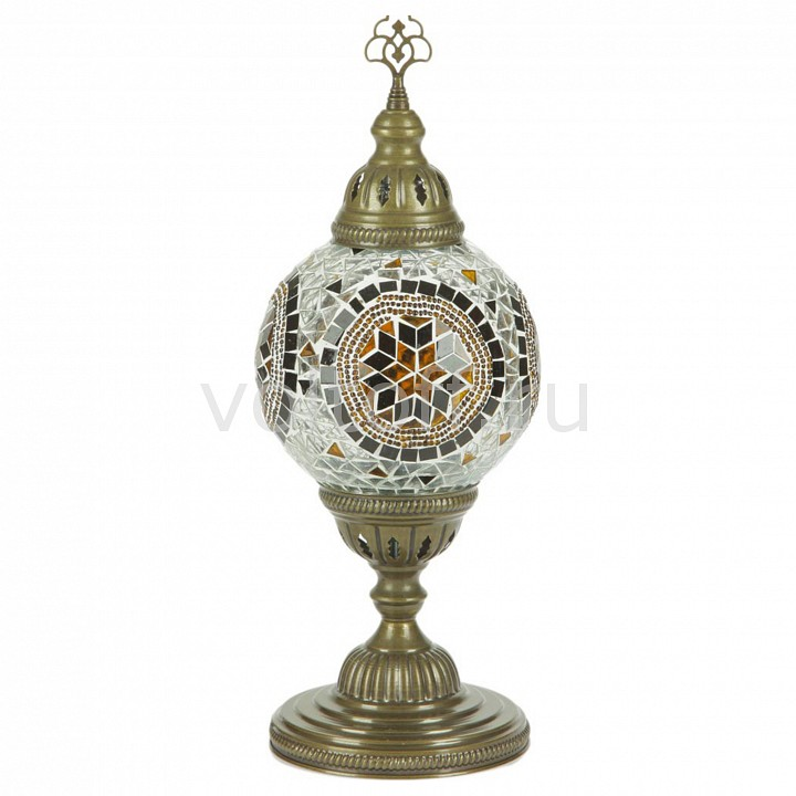 Настольная лампа Kink LightСветильники под бронзу<br>Артикул - KL_0915.04,Серия - Марокко<br>