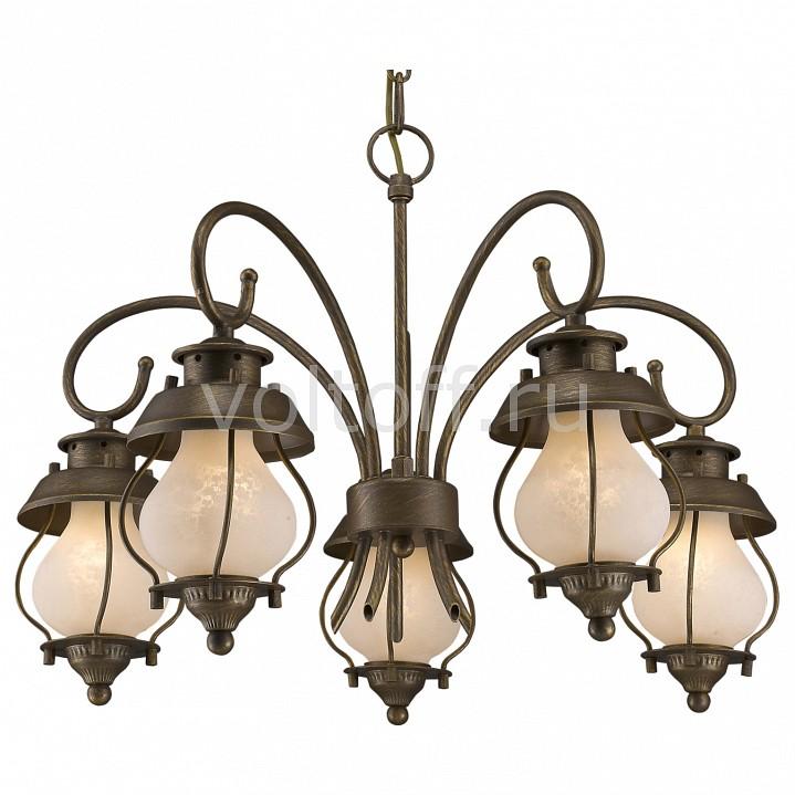 Подвесная люстра FavouriteКлассические потолочные светильники<br>Артикул - FV_1460-5P,Серия - Lucciola<br>