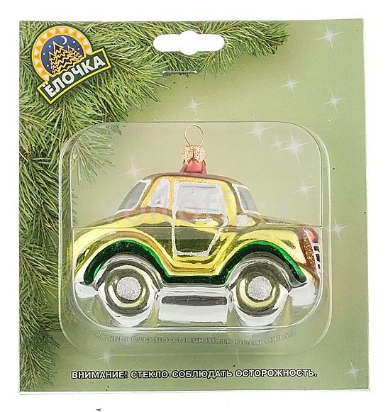 Елочная игрушка АРТИ-М (5.1 см) Машинка 860-348