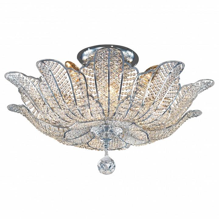 Люстра на штанге LightstarЭлитные светильники<br>Артикул - LS_705164,Серия - Riccio<br>