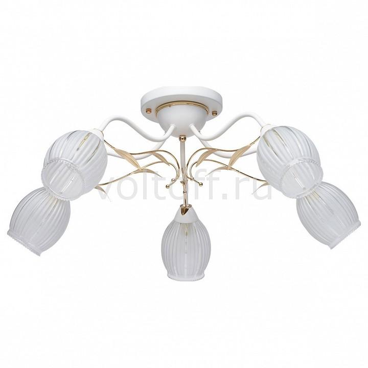 Потолочная люстра De MarktПотолочные светильники модерн<br>Артикул - MW_356016905,Серия - Нежность 3<br>