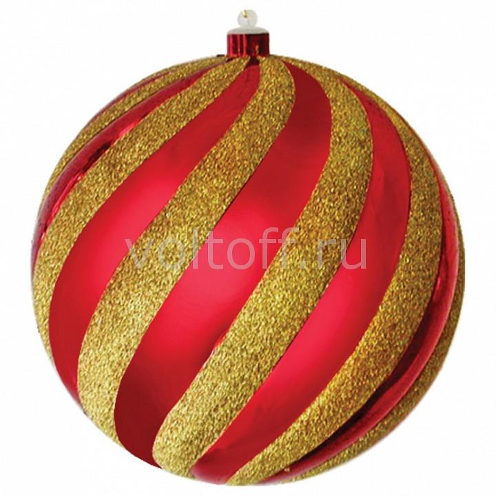 Елочная игрушка Неон-Найт Елочный шар (20 см) карамель 502-068