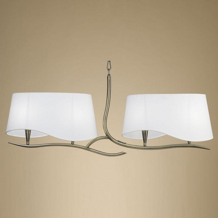Подвесной светильник MantraСветильники под бронзу<br>Артикул - MN_1921,Серия - Ninette<br>
