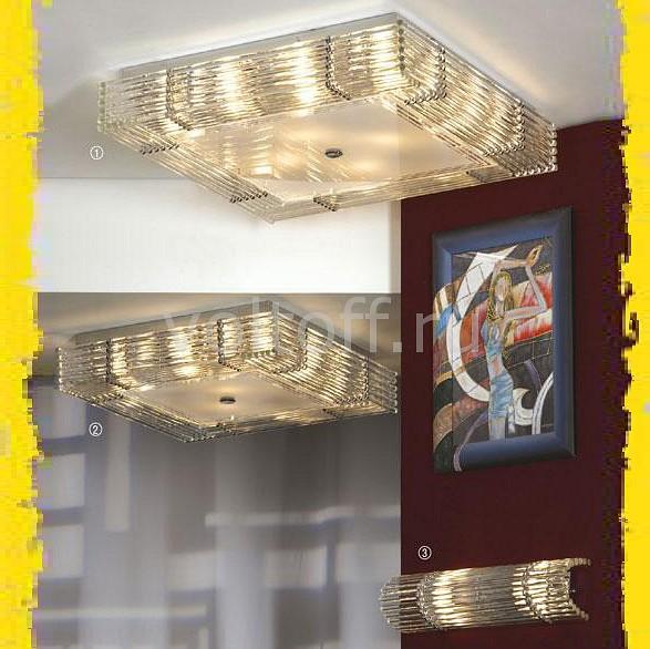 Купить Освещение для дома Накладной светильник Popoli LSC-3407-16  Накладной светильник Popoli LSC-3407-16