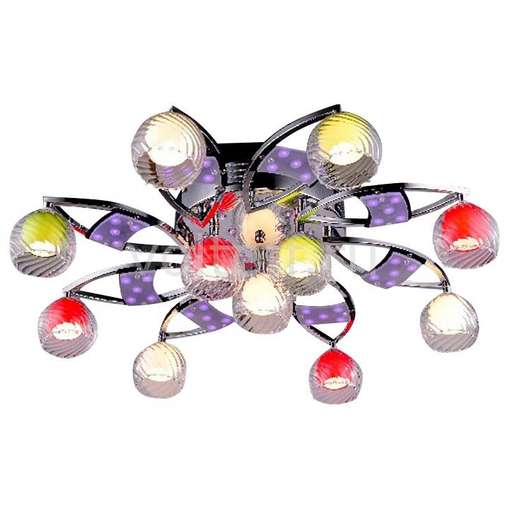 Потолочная люстра EurosvetПотолочные светильники модерн<br>Артикул - EV_68888,Серия - 0180<br>