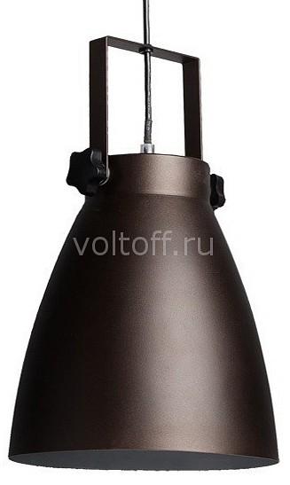 Подвесной светильник RegenBogen LIFEМеталлические светильники<br>Артикул - MW_497011701,Серия - Хоф<br>
