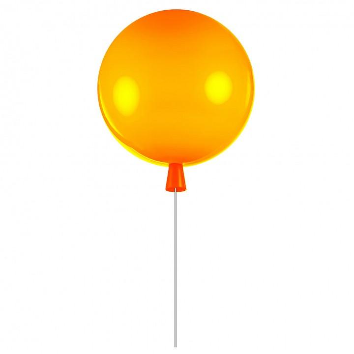 Накладной светильник 5055C/M orangeПотолочные светильники модерн<br>Артикул - LF_5055C_M_orange,Бренд - Loft it (Испания),Серия - 5055,Гарантия, месяцы - 24,Цвет плафонов и подвесок - оранжевый,Тип поверхности плафонов - матовый,Материал плафонов и подвесок - акрил,Степень пылевлагозащиты, IP - 20,Диапазон рабочих температур - комнатная температура,Класс электробезопасности - I,Лампы в комплекте - отсутствуют,Общее кол-во ламп - 1,Количество плафонов - 1,Наличие выключателя, диммера или пульта ДУ - выключатель шнуровой,Возможность подключения диммера - нельзя,Дополнительные параметры - способ крепления светильника к потолку – на монтажной пластине<br>