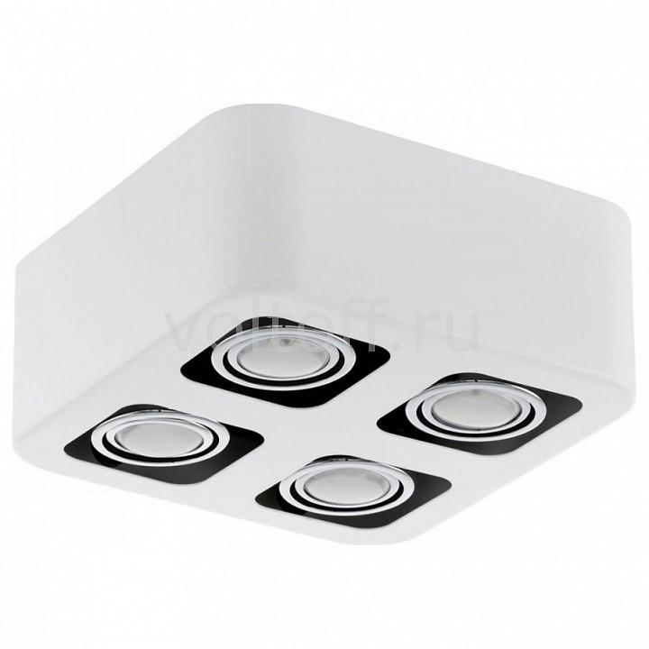 Накладной светильник Toreno 93013 - это успешная покупка. Вы знаете, что приобрести товары бренда Eglo - это удобно и недорого.