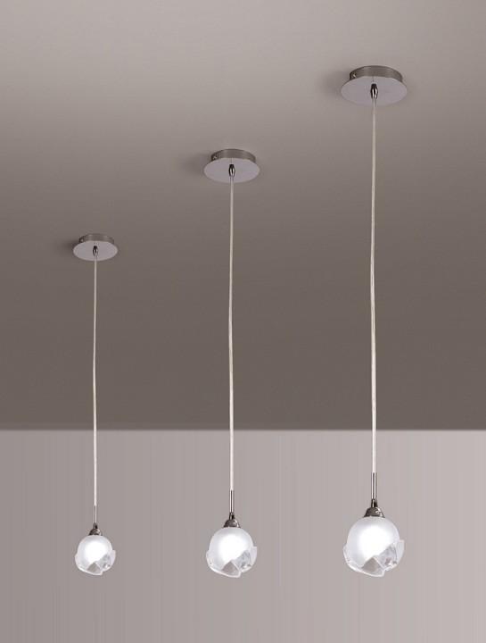 Подвесной светильник MantraПодвесные светильники модерн<br>Артикул - MN_0981,Серия - Bali Cromo<br>