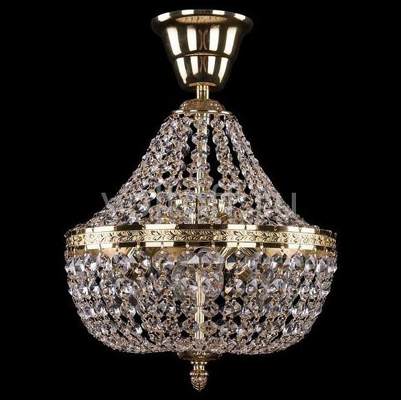 Светильник на штанге Bohemia Ivele CrystalЭлитные светильники<br>Артикул - BI_2160_25_GD,Серия - 2160<br>