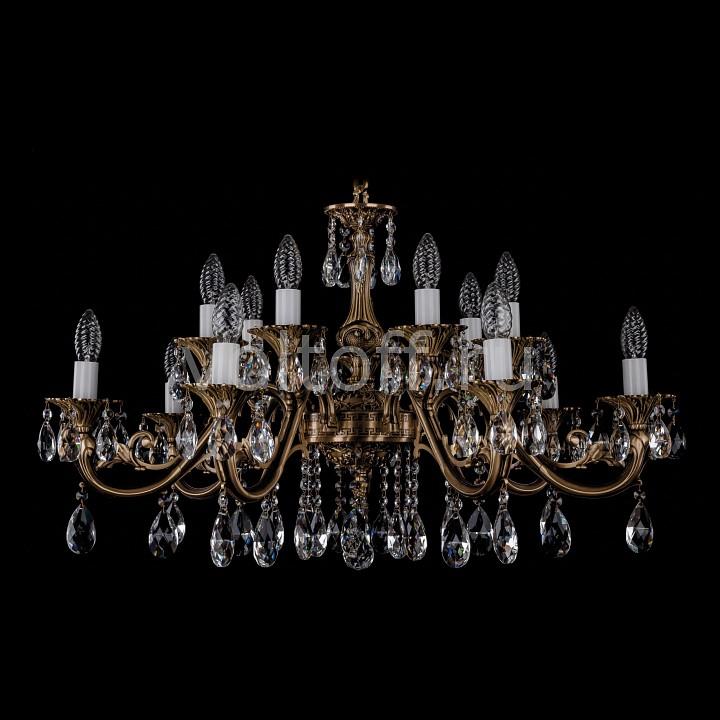 Подвесная люстра Bohemia Ivele CrystalЭлитные светильники<br>Артикул - BI_1703_14_A_FP,Серия - 1703<br>
