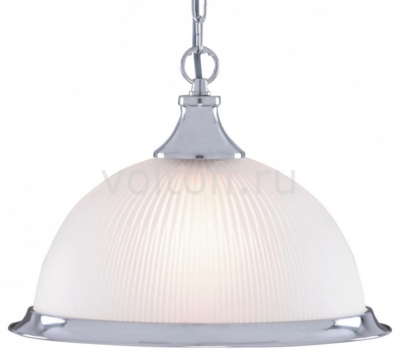 Подвесной светильник Arte LampКлассические потолочные светильники<br>Артикул - AR_A9366SP-1SS,Серия - American Diner<br>