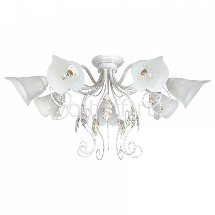 Потолочная люстра АврораКлассические потолочные светильники<br>Артикул - AV_10100-7C,Серия - Венеция<br>