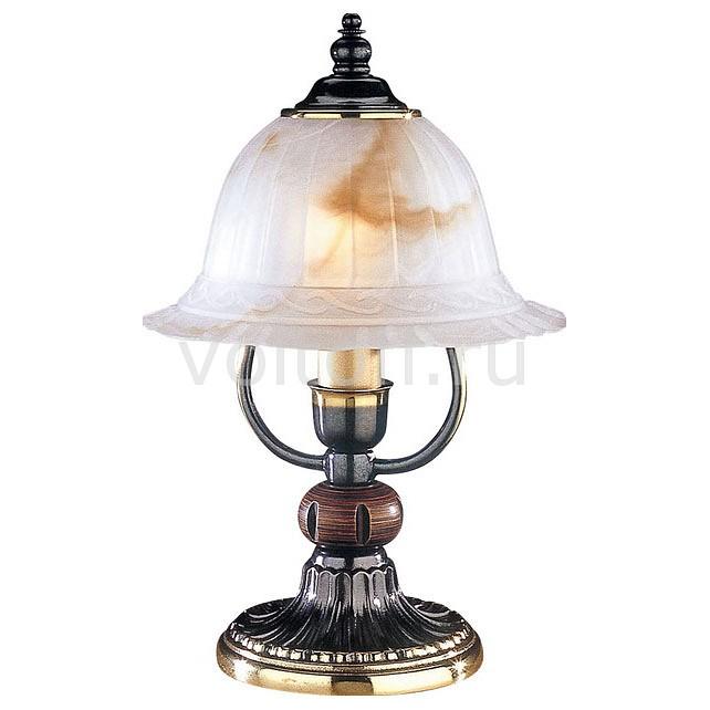 Настольная лампа Reccagni AngeloСветильники под бронзу<br>Артикул - RA_P_2801,Серия - 2801<br>