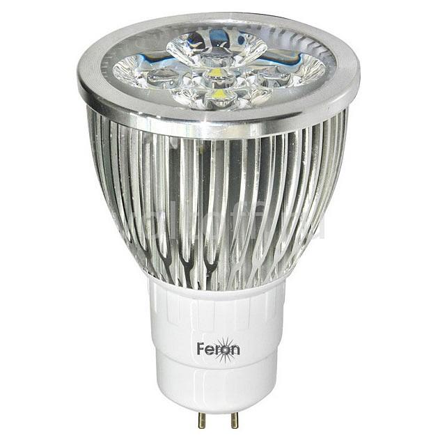 Купить Комплектующие и лампочки Лампа светодиодная GU5.3 230В 5Вт 6400K LB-108 25193  Лампа светодиодная GU5.3 230В 5Вт 6400K LB-108 25193
