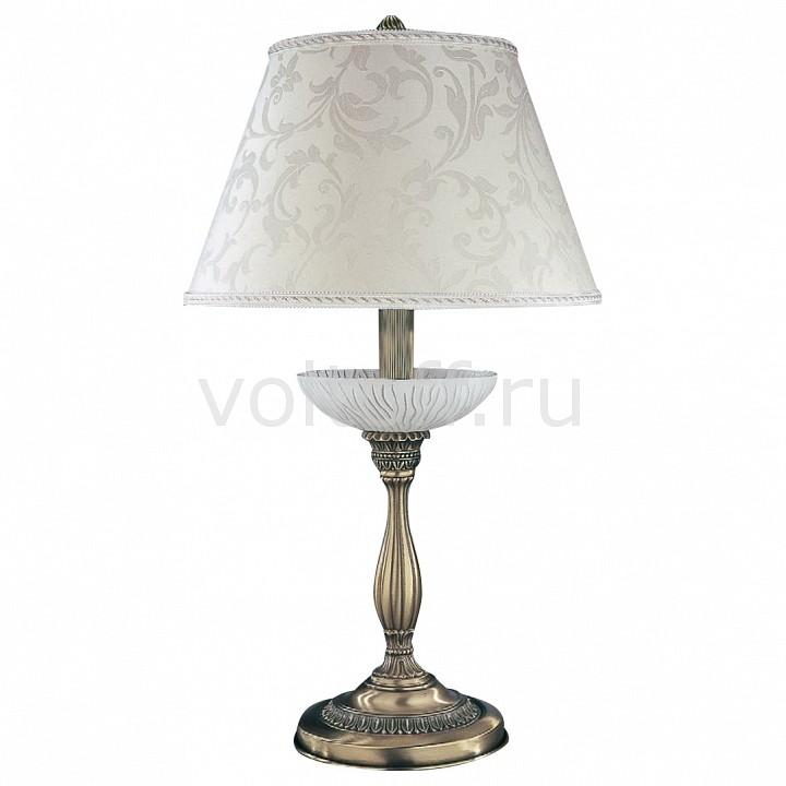Настольная лампа Reccagni AngeloСветильники под бронзу<br>Артикул - RA_P_5402_G,Серия - 5402<br>