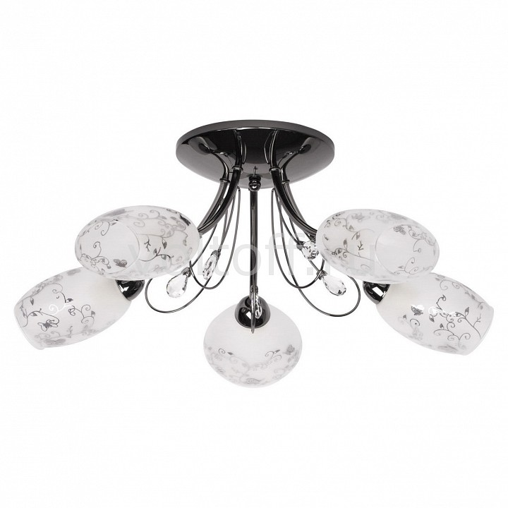 Потолочная люстра De MarktЭлитные светильники<br>Артикул - MW_267013505,Серия - Фиеста<br>