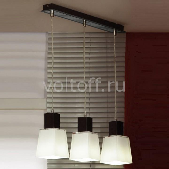 Подвесной светильник LussoleПодвесные светильники модерн<br>Артикул - LSC-2506-03,Серия - Lente<br>