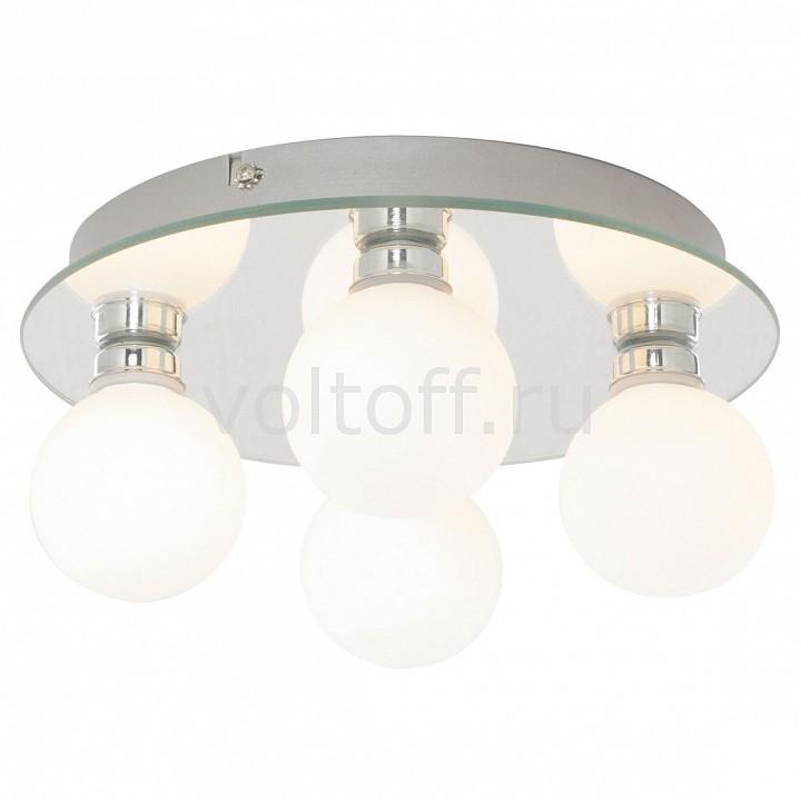 Накладной светильник Arte LampПотолочные светильники модерн<br>Артикул - AR_A4444PL-4CC,Серия - Aqua<br>