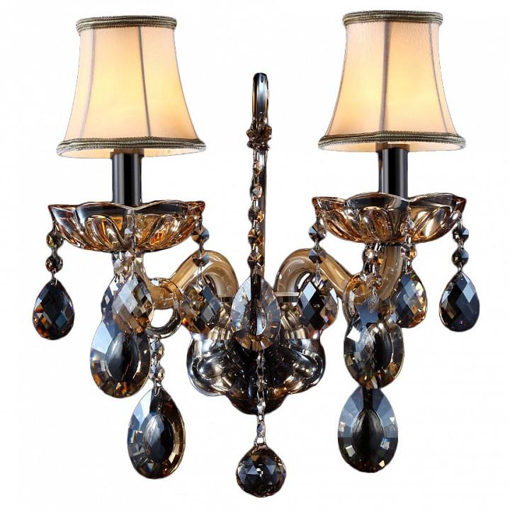 Бра Crystal LuxКлассические светильники<br>Артикул - CU_2950_402,Серия - Siena<br>