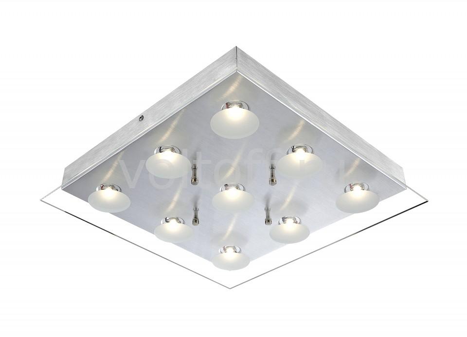 Накладной светильник GloboСветодиодные светильники<br>Артикул - GB_49200-9,Серия - Berto<br>
