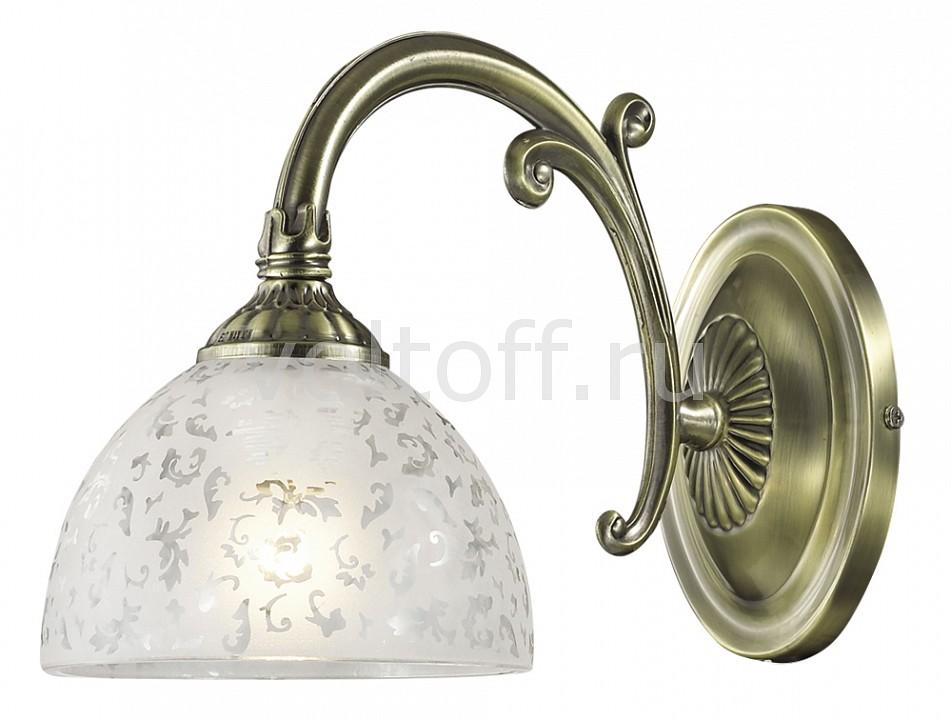 Бра Odeon LightСветильники под бронзу<br>Артикул - OD_2866_1W,Серия - Sorema<br>