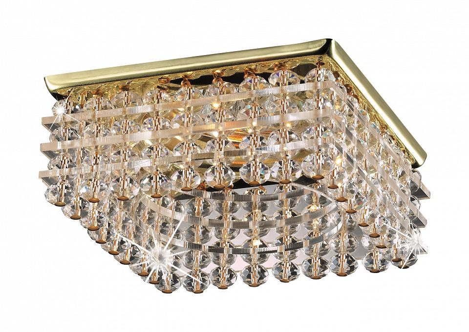 Встраиваемый светильник NovotechЭлитные светильники<br>Артикул - NV_369448,Серия - Pearl Quadro<br>