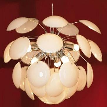 Подвесной светильник LussoleПодвесные светильники модерн<br>Артикул - LSQ-4313-06,Серия - Mattina<br>