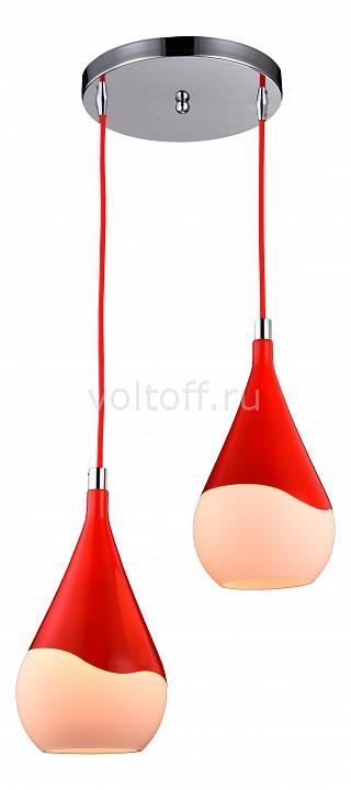 Подвесной светильник MaytoniПодвесные светильники<br>Артикул - MY_F014-22-R,Серия - Icederg<br>