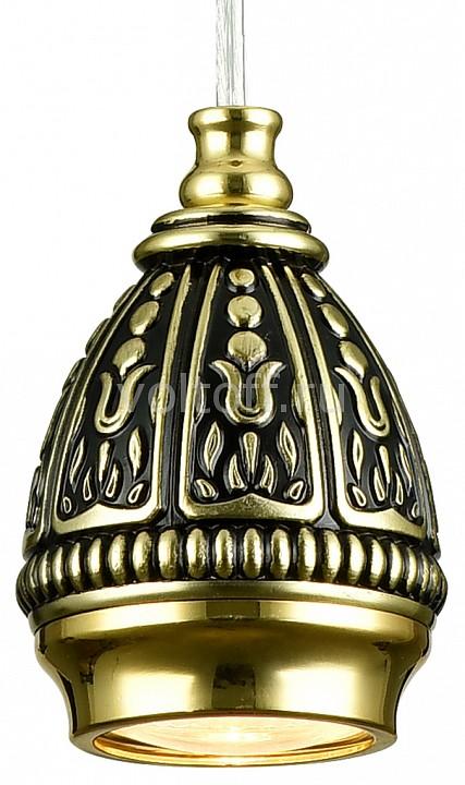 Подвесной светильник Sorento 1586-1PМеталлические светильники<br>Артикул - FV_1586-1P,Серия - Sorento<br>