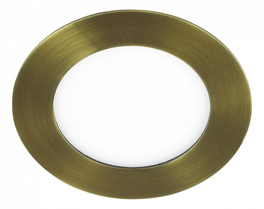 Встраиваемый светильник NovotechСветильники под бронзу<br>Артикул - NV_357287,Серия - Lante<br>