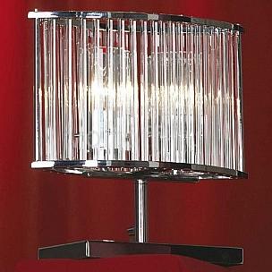 Настольная лампа LussoleЭлитные светильники<br>Артикул - LSC-3304-02,Серия - Nardo<br>