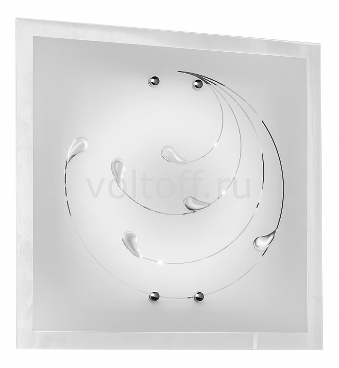 Накладной светильник SilverLight - SilverLightСветодиодные светильники<br>Артикул - SL_809.35.7,Серия - Next<br>
