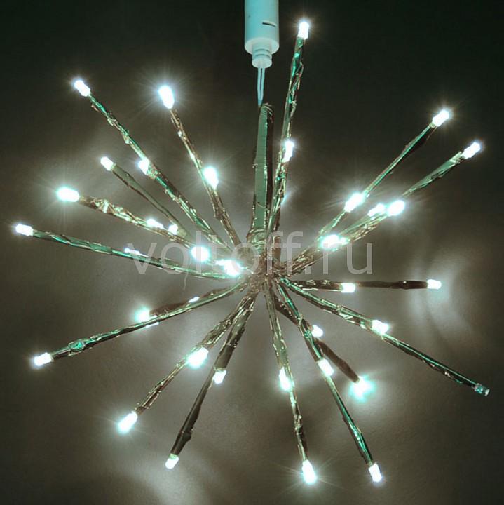 Звезда световая RichLED (0.3 м) Ёжики RL-TB30C-W