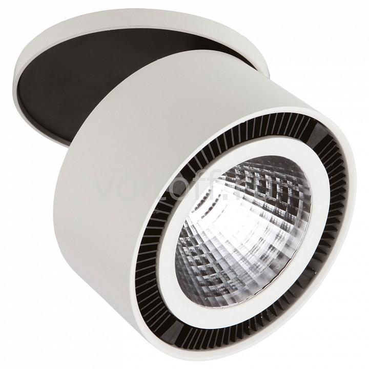 Встраиваемый светильник LightstarМеталлические светильники<br>Артикул - LS_214800,Серия - Forte<br>